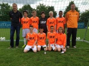DSE E1 winnaar E Top toernooi Arnhem 24-05-2014
