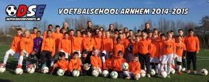 Voetbalschool Arnhem 2014-2015