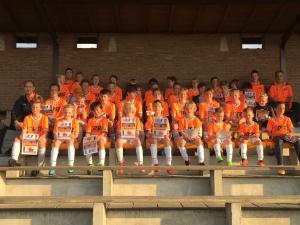 Voetbalschool Oosterbeek zomer 2016