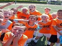 Voetbal academy weer begonnen
