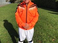 Jordan op stage bij PSV en Vitesse